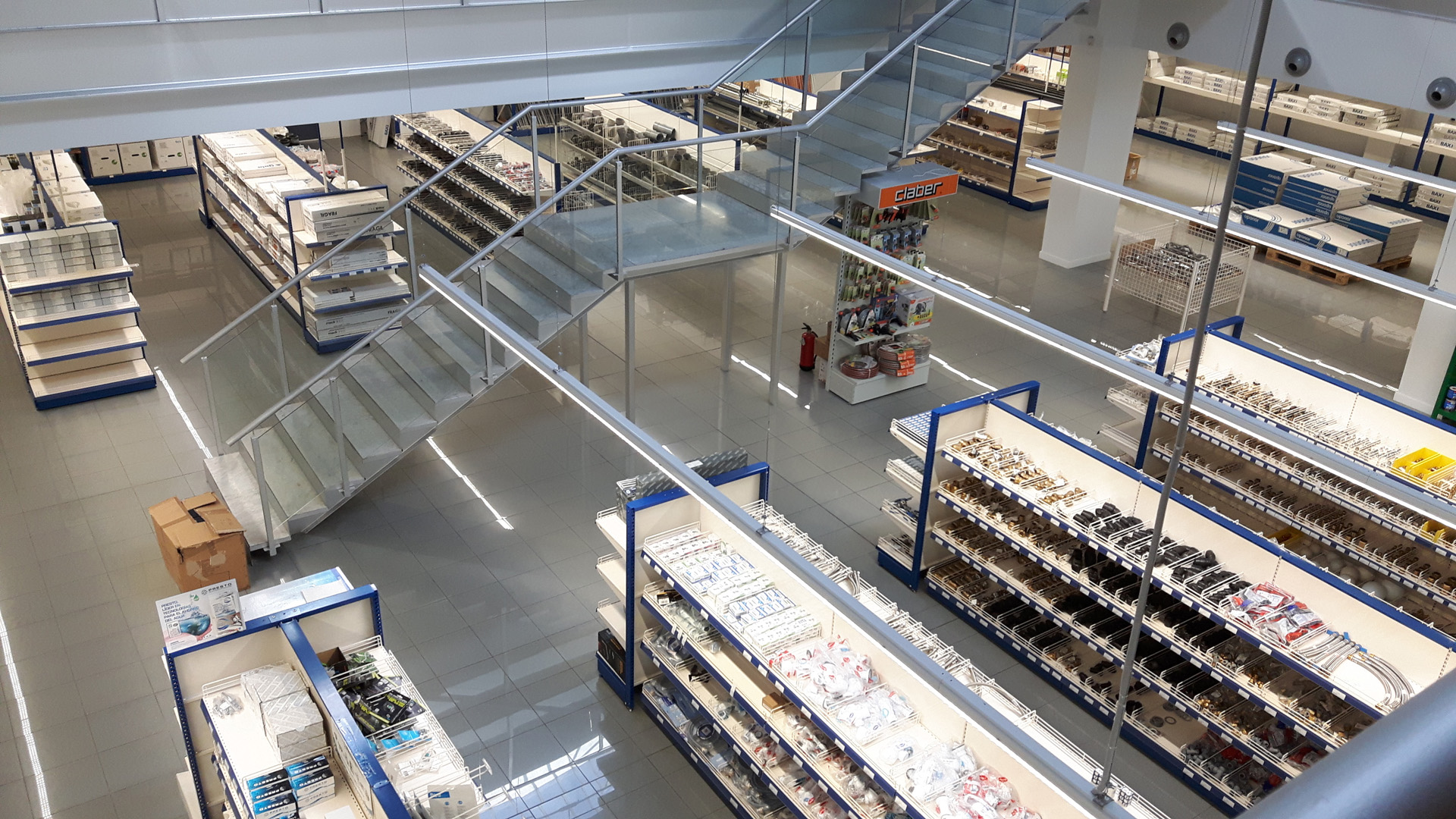 Más de 600 m2 de exposición en Vitoria